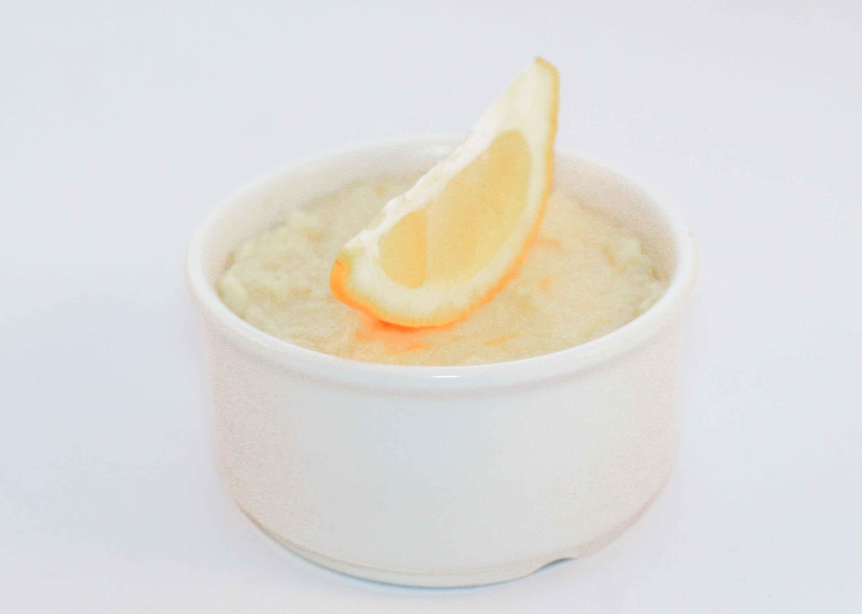Semoule au Citron