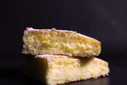 Gâteau Citron & Coco
