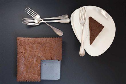 Fondant au chocolat sans gluten